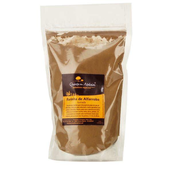 Portuguese carob powder