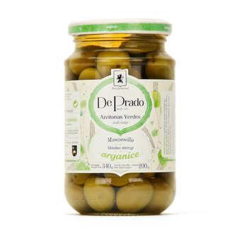De Prado - Olives vertes bio portugaises