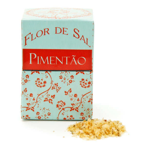 Fleur de sel portugaise au poivron
