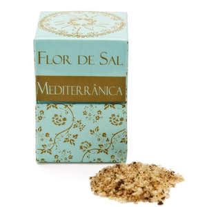 Salmarim - Fleur de sel portugaise mélange méditerranéen