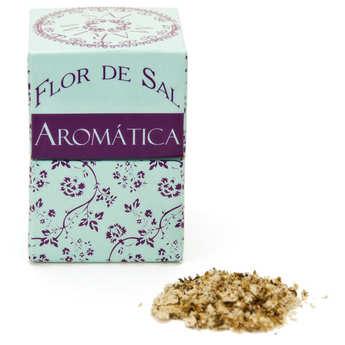 Salmarim - Fleur de sel portugaise mélange aromatique