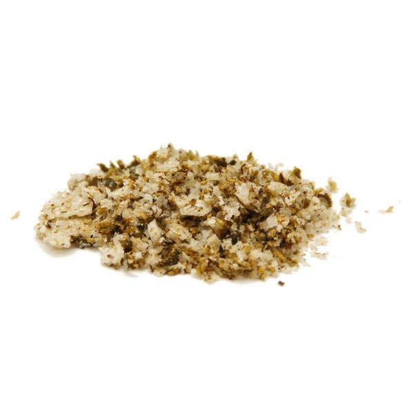 Fleur de sel portugaise mélange aromatique