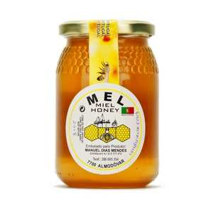 Manuel Dias Mendes - Orange Blossom Portuguese honey