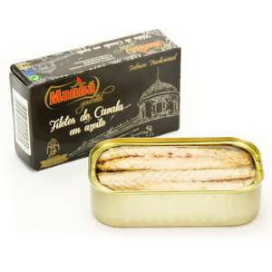 Manna gourmet - Portugal Mackerel in Olive Oil