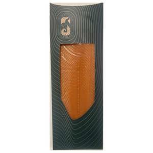 Fumage d'Angresse - Saumon fumé artisanal d'Ecosse - filet entier tranché main sur peau