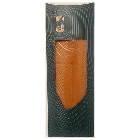 Fumage d'Angresse - Scottish smoked salmon - whole fillet