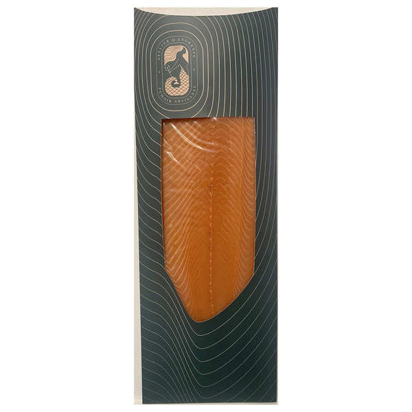 Scottish smoked salmon - whole fillet