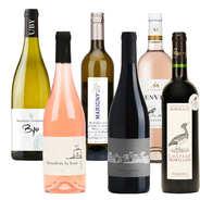 BienManger paniers garnis - Offre découverte Plaisir assortie - 6 vins bio