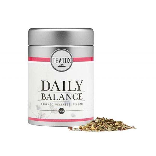 Daily balance - thé bio saveur citron