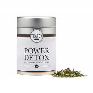 Teatox - Organic Power detox - Green Tea with Warana