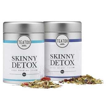 Teatox - Skinny Detox - Cure détox matin et soir
