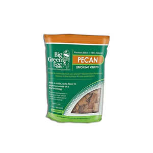 Big Green Egg - Pecan Wood Chips for Barbecue