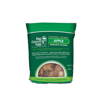 Big Green Egg - Apple Wood Chips for Barbecue