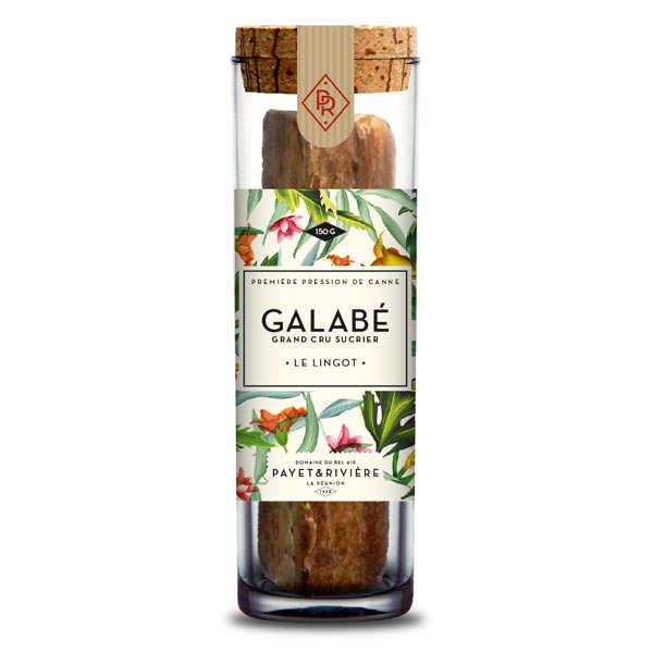 Le lingot de galab payet et rivi re for Chambre de sucre gourmet artisanal sugars