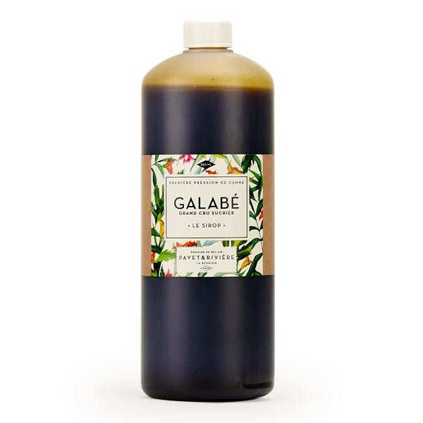 Le sirop de Galabé - Sucre brut de la Réunion