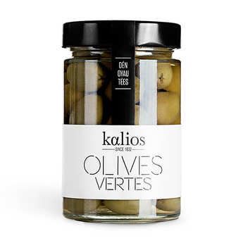 Kalios - Pitted Green Olives