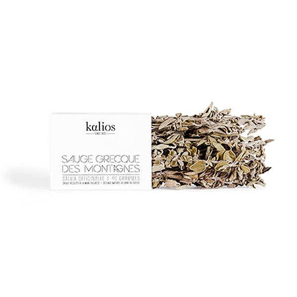 Greek Sage branches