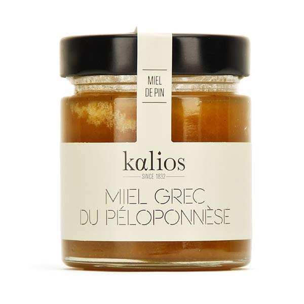 Greek Pine Honey