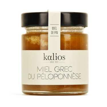 Miel de pin grec