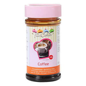 Fun Cakes - Soaking Syrup Coffee