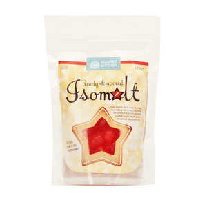 Squires kitchen - Isomalt couleur rouge