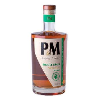 Distillerie Mavela - Whisky Corse P&M Single Malt Tourbé - 42%