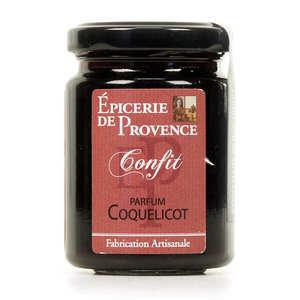 Epicerie de Provence - Poppy Flower Jam