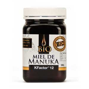 Dr. Theiss - Organic Manuka honey TPA 12+
