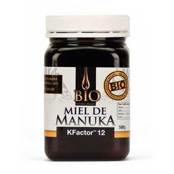 Dr. Theiss - Miel de Manuka actif Bio TPA 12+