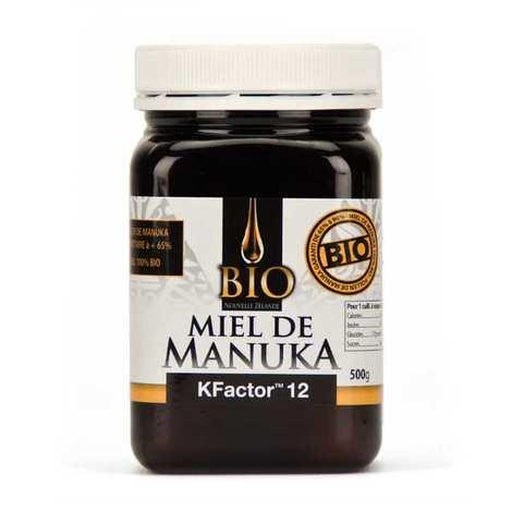 Dr. Theiss - Organic Manuka honey TPA 12+