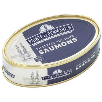 La pointe de Penmarc'h - Salmon Rillettes from Brittany