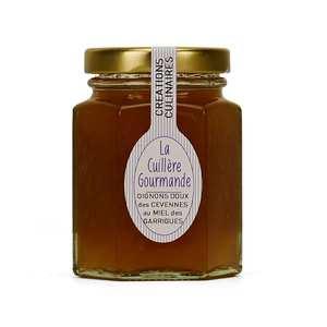 La Cuillère Gourmande - Onion Confit with Honey