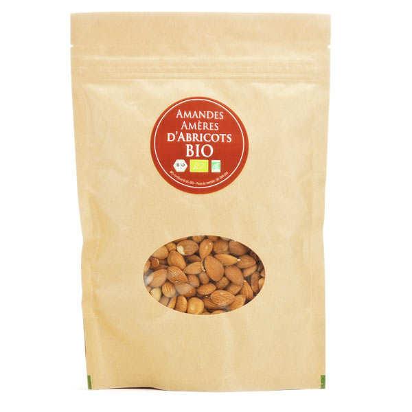 Organic Sour Apricot Almonds
