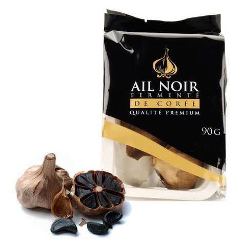 Dr. Theiss - Organic Fermented Black Garlic from Korea