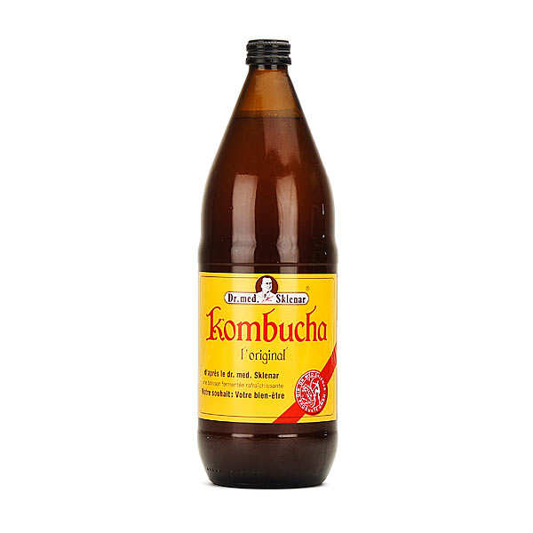 Kombucha Juice Dr Sklenar