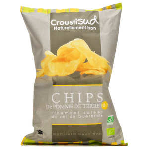 Croustisud - Organic Potatoes Crisp