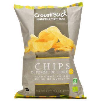 Croustisud - Chips de pomme de terre bio