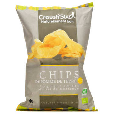 Organic Potatoes Crisp
