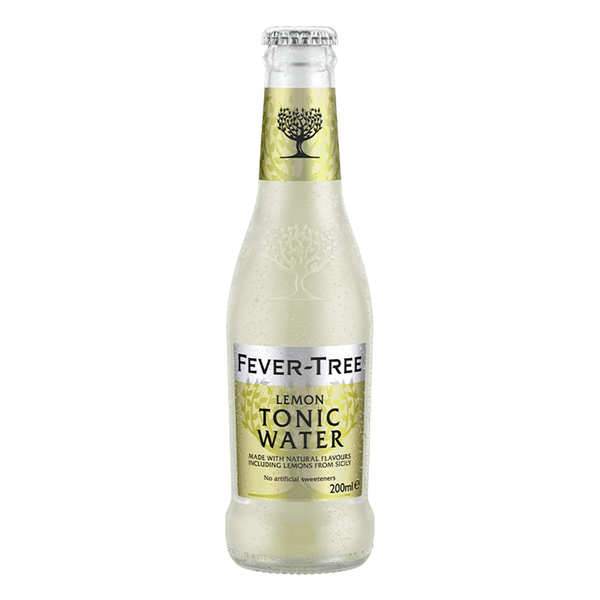 Fever Tree Sicilian Lemon Tonic