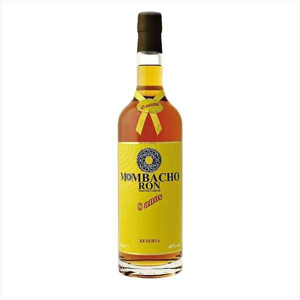 Mombacho Rum 8 years reserva - 40%