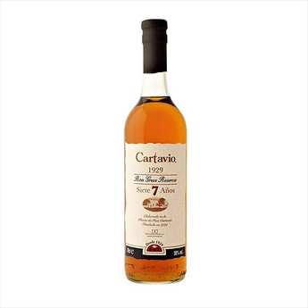 Cartavio - Rhum Cartavio Gran Reserva 7 years - 38%