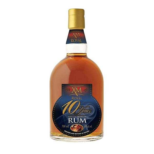 Rum Demerara Royal XM 10 years - 40%