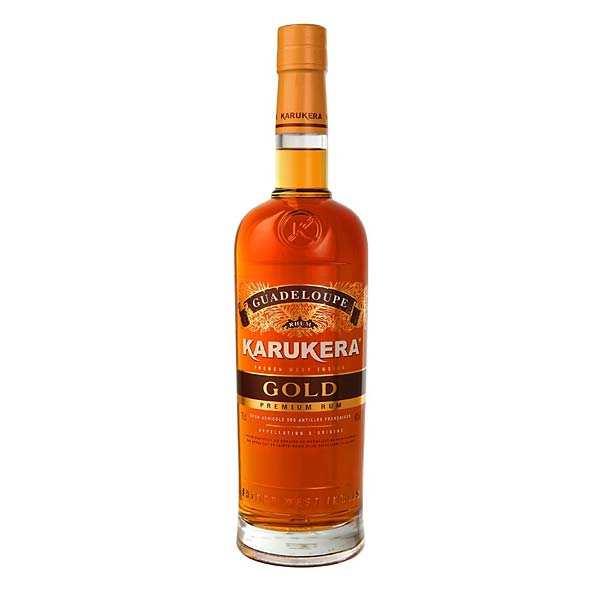 Rum Karukera Gold - 40%