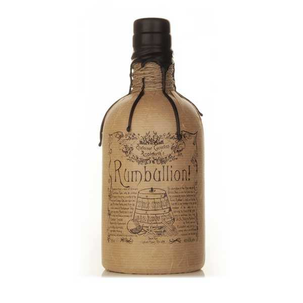 Professor Cornelius Ampleforth Rumbullion rum - 42.6%