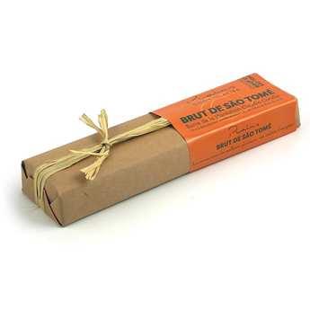 Chocolats François Pralus - Barre de la plantation Sao Tome - Pralus