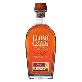 Elijah Craig - Elijah Craig 12 years Straight Bourbon Whisky – 47%