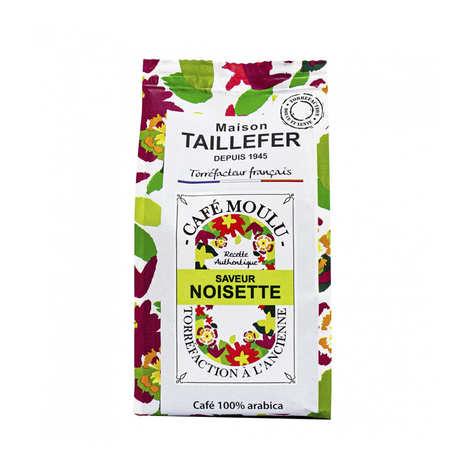 Maison Taillefer - Café moka moulu saveur noisette