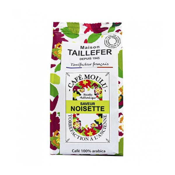 Café moka moulu saveur noisette