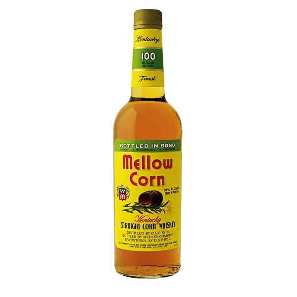 Mellow Corn  50% - Whisky de maïs américain