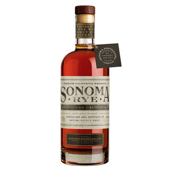 Rye Whiskey Sonoma - 48%